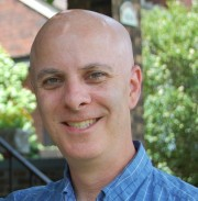 Joshua David Bellin author photo
